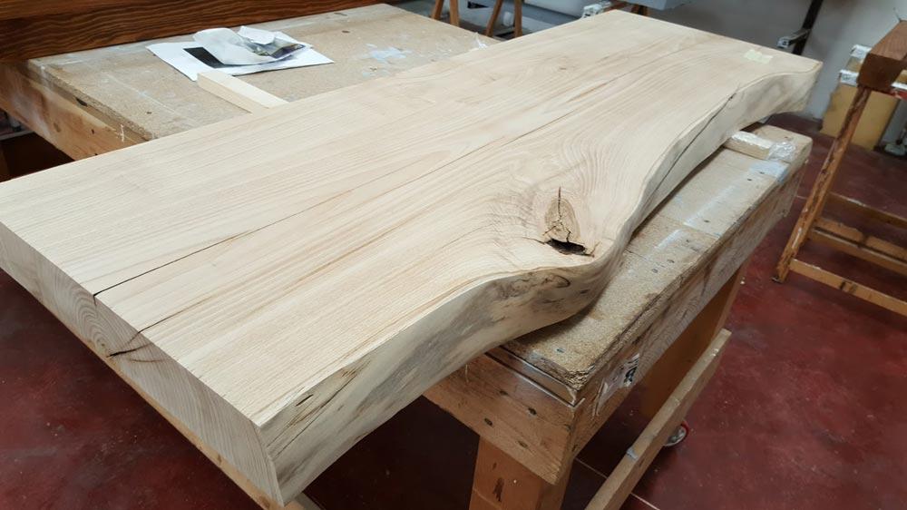 Ripiani In Legno Grezzo : Mensola in legno grezzo amazing mensola in mdf grezzo cm hxl